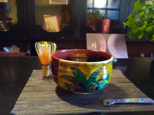 茶道の琳派茶器